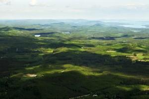 Monet kohteet sijaitsevat Pohjois-Karjalassa.