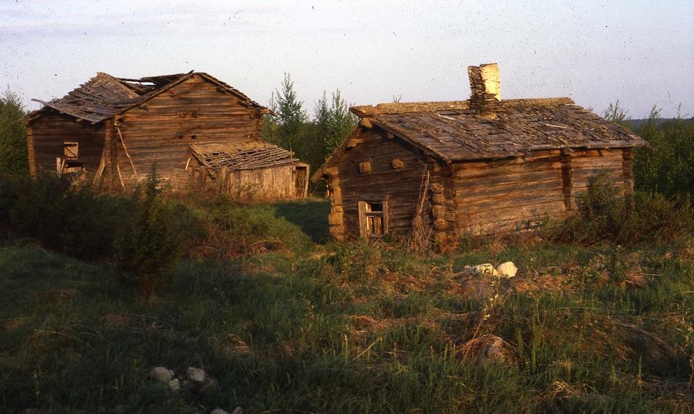 Rakennettu kulttuuriperintö Selkiellä periytyy muinaisista ajoista. Yrjö Wariksen omistama, nyt jo hävinnyt rakennusryhmä. Pekka Ikonen, 2015