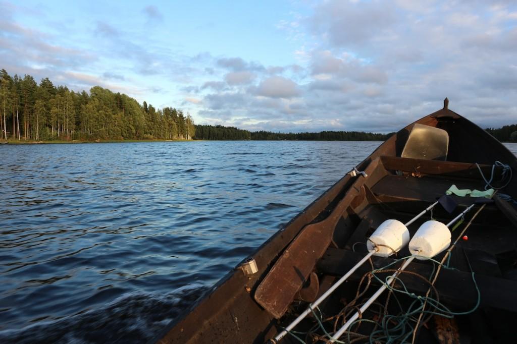 Kuivasjärvi oli mukana WAPEAT -hankkeeesa