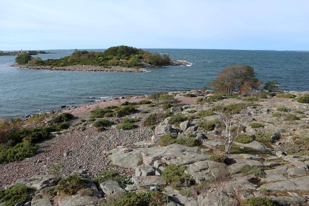 Rannikkoa koillis-Ahvenanmaalla